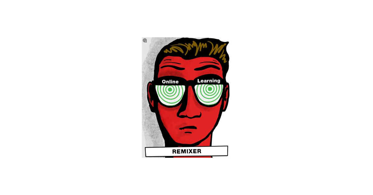 REMIXER MACHINE - generowanie zadań graficznych